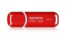 A-Data UV150 32GB, USB 3.0, červený