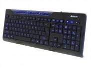 A4tech KD-800L multimediální USB CZ, černá ROZBALENO