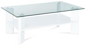 AC 134 (bílá vysoký lesk/čiré sklo)