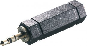 Adaptér Vivanco 3,5mm/6,3mm PB 502