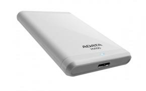 ADATA HV100 - 1TB, bílá AHV100-1TU3-CWH