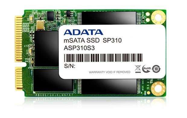 ADATA SSD 32GB Premier Pro SP310 mSATA SATA III 6Gb/s