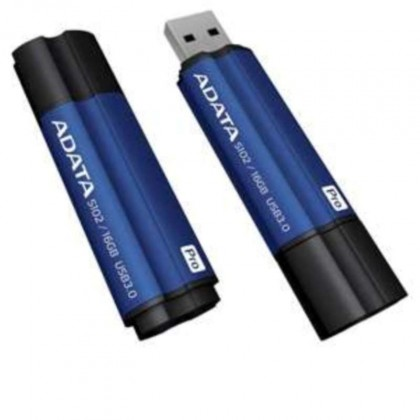 Adata Superior S102 Pro 64GB, USB 3.0, modrý