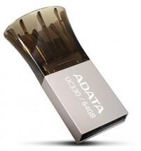 ADATA UC330 64GB, OTG (micro USB), kovová