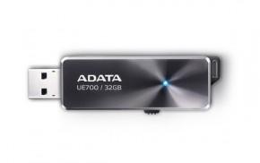 ADATA UE700 32GB, USB 3.0, černá