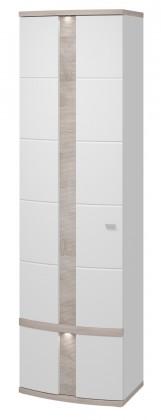 Adena - skříň, 1x dveře levé