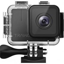 "Akční kamera Apeman A100 TRAWO  2"", 4K, WiFi, 170° + přísl."