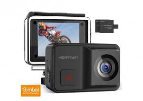 """Akční kamera Apeman A85 2"""", 4K, WiFi, + přísl."""