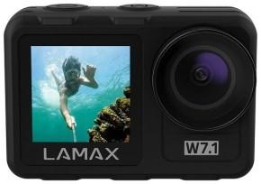 "Akční kamera Lamax W7.1 4K, WiFi, 2"" displej"