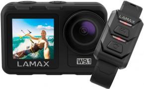 """Akční kamera Lamax W9.1 2"""", 4K, WiFi + přísl"""