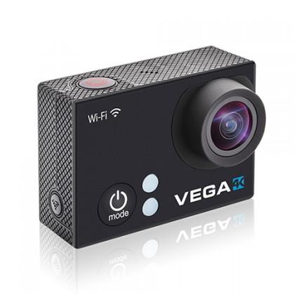 """Akční kamera Niceboy Vega 4K, WiFi, 2"""" + dálkový ovladač"""