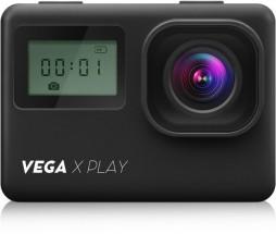 """Akční kamera Niceboy VEGA X Play 2"""", 4K, WiFi, 170°+ přísl."""