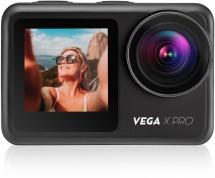 """Akční kamera Niceboy Vega X PRO 2"""", 4K, WiFi, 170°+ přísl. POUŽIT"""