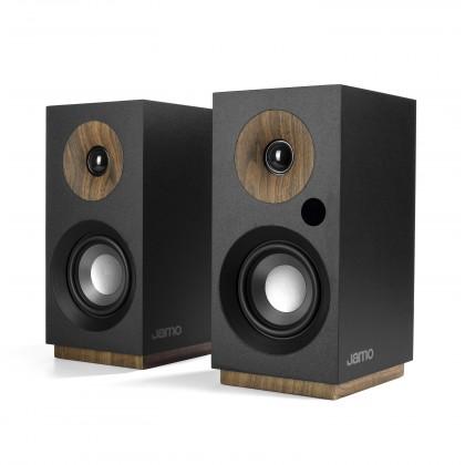 Aktivní stereo reprosystém JAMO S 801PM, černý
