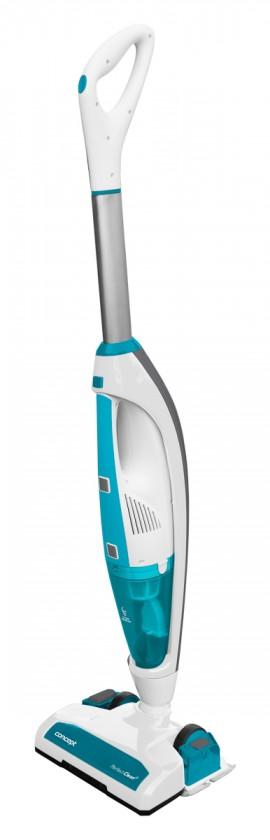 Akumulátorové Vysavač a mop Concept VP4200 Perfect Clean, 3v1 POUŽITÉ, NEOPOTŘ