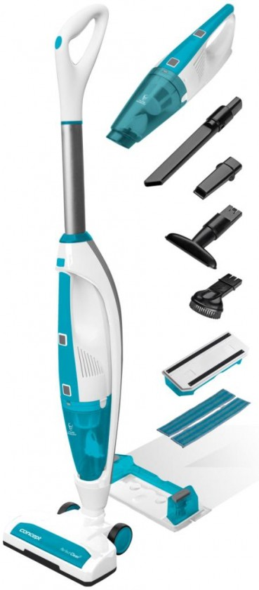 Akumulátorové Vysavač a mop Concept VP4200 Perfect Clean, 3v1