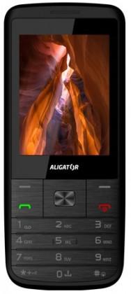 Aligator D920 Dual SIM, černo-stříbrná