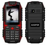 Aligator R12 eXtremo, černo - červená ROZBALENO