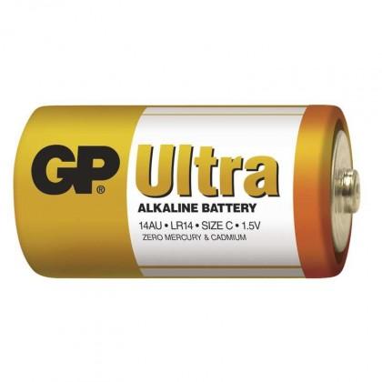 Alkalické baterie GP GP14AULR14 (1014312000)