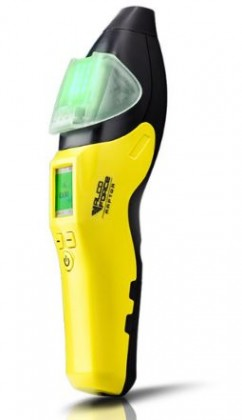 Alkohol testery,transmitery, kabeláž Alkohol tester AlcoForce Raptor AT7000