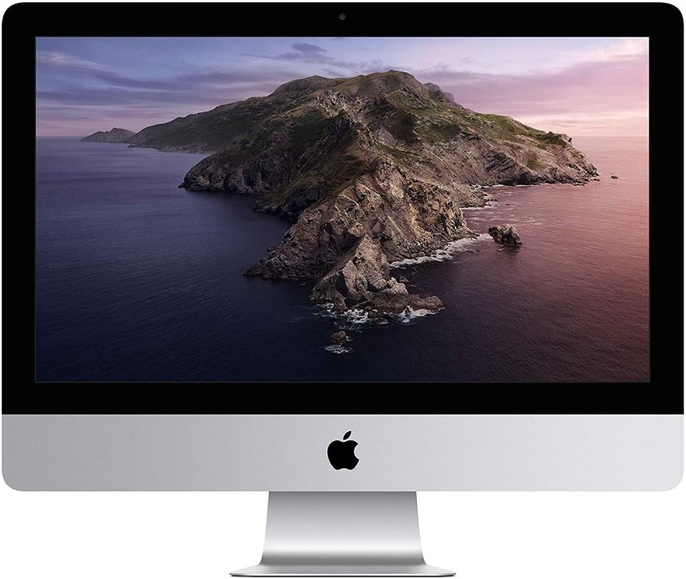 All in one PC sestava Apple iMac 21,5'' 4K Retina, i5/3.0GHz/8G/1TB/CZ, stříbrná