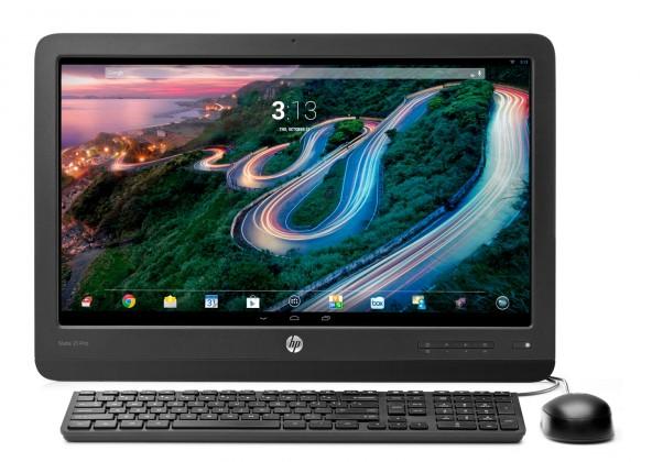 All in one PC sestava HP Slate 21, G0W16AA