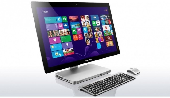 All in one PC sestava Lenovo IdeaCentre A520 Touch (57316556)