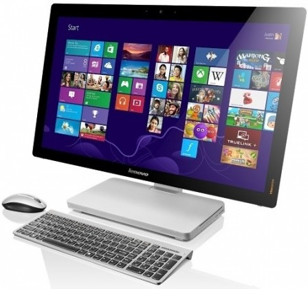 All in one PC sestava Lenovo IdeaCentre A730 Touch (57317406)