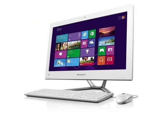 All in one PC sestava Lenovo IdeaCentre AIO C440 bílá (57320471)