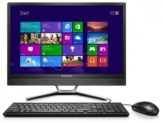 All in one PC sestava Lenovo IdeaPad C470, 57331515