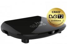 ALMA 2880 Mini, DVB-T2 HD přijímač POUŽITÉ, NEOPOTŘEBENÉ ZBOŽÍ