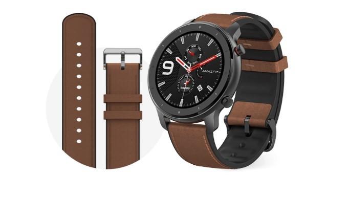 Amazfit GTR Chytré hodinky Amazfit GTR 47mm, černá