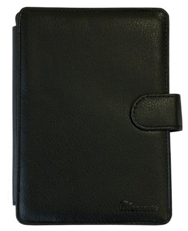 Amazon Kindle 4/5 pouzdro z umělé kůže PROTECT černé
