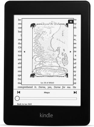 Amazon Kindle Paperwhite 2, sponzorovaná ROZBALENO