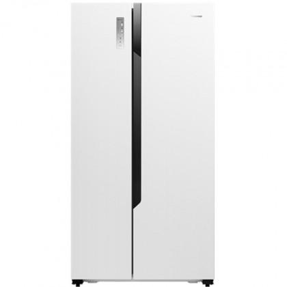 Americká lednice Americká lednice Hisense RS670N4HW1, A+