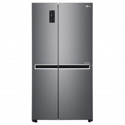 Americká lednice Americká lednice LG GSB470BASZ, 10 let záruka na kompresor
