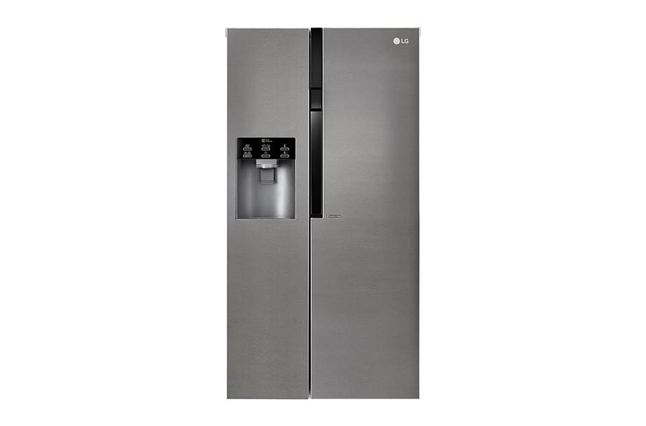 Americká lednice Americká lednice LG GSL360ICEV, A+