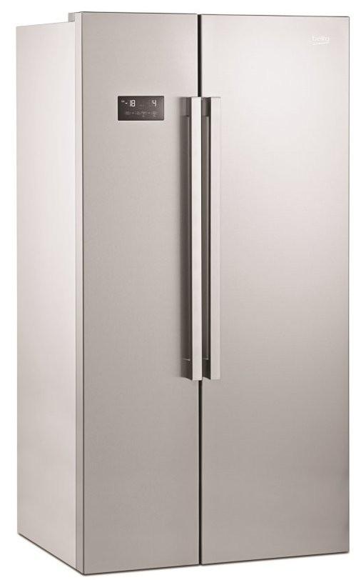 Americká lednice Beko GN163120X