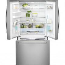 Americká lednice ELECTROLUX EN6086JOX POUŽITÉ, NEOPOTŘEBENÉ ZBOŽÍ