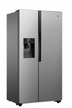 Americká lednice Gorenje NRS9182VX,A++