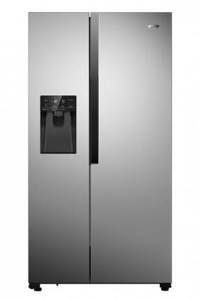 Americká lednice Gorenje NRS9182VX1