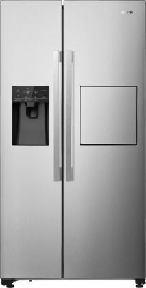 Americká lednice Gorenje NRS9182VXB1