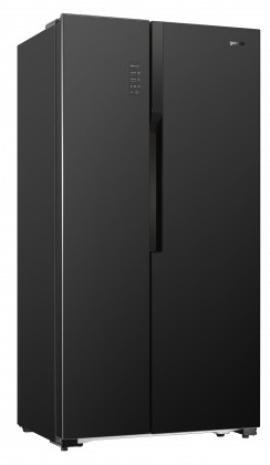 Americká lednice Gorenje NRS9183MB,A+++,černá