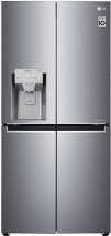 Americká lednice LG GML844PZKZ, A++