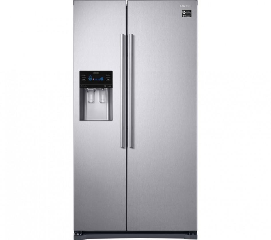 Americká lednice Samsung RS53K4400SA