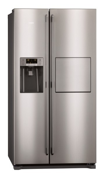 Americká lednička AEG S86090XVX1