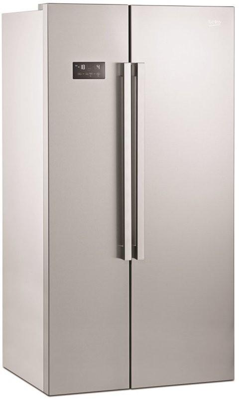Americká lednička Beko GN 163130 X