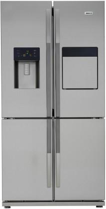 Americká lednička Beko GNE134630X