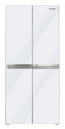 Americká lednička CONCEPT LA8080wh