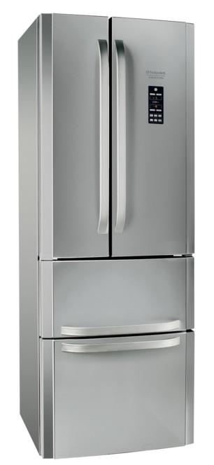 Americká lednička Hotpoint E 4D GAAAXO 3